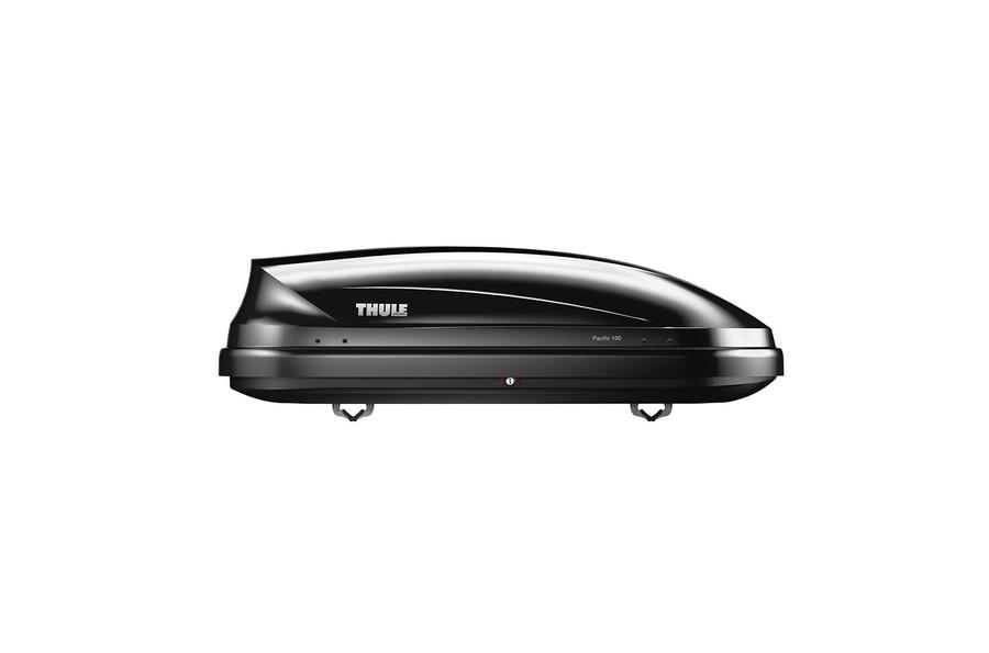 porta equipajes thule pacific 100 glossy black musicarro. Black Bedroom Furniture Sets. Home Design Ideas